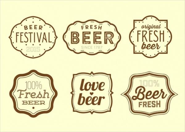 Free Vintage Beer Labels