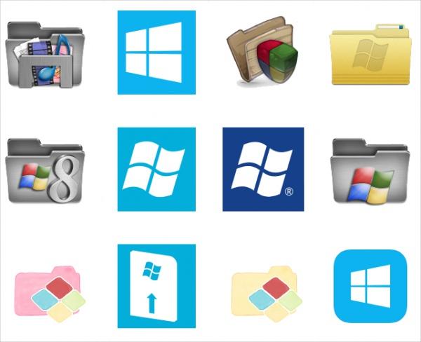 Free Window Folder Icons