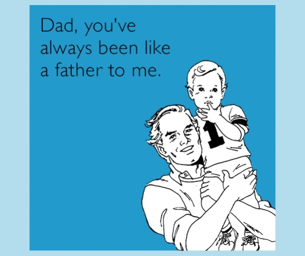 Fully Customized Happy Fathers Day Image