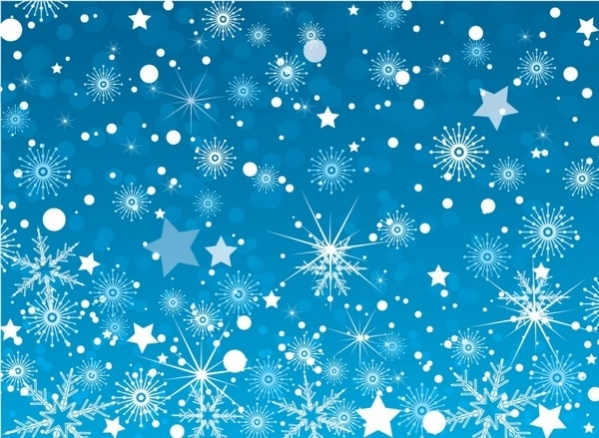 Fully Customized Winter Background