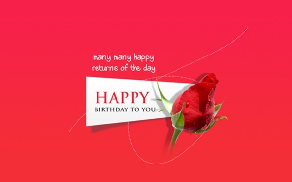 Fully Editable Birthday Greetings
