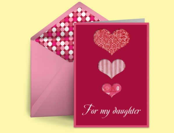 Fully customized Mothers Day Card
