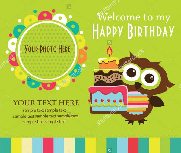 18 Birthday Party Invitations PSD Vector EPS AI Illustrator