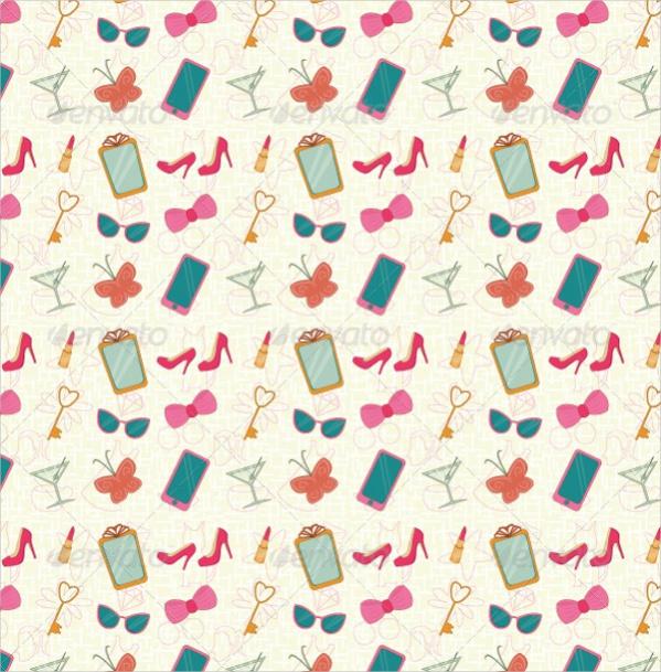 Girly Stuff Pattern