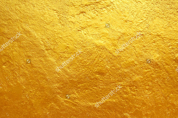 gold cement texture background