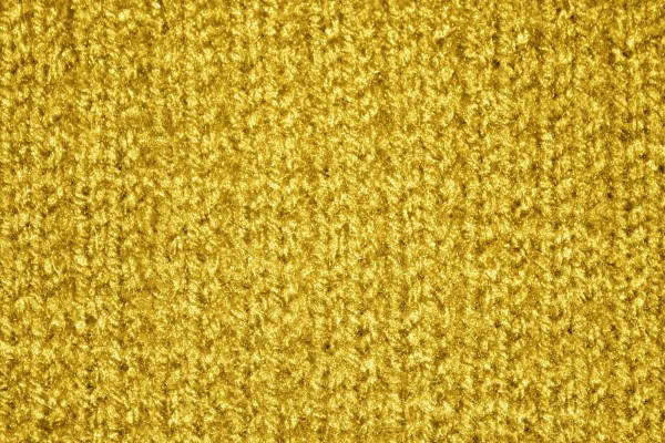 gold knit texture