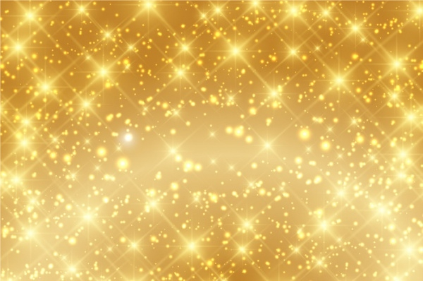 Gold Sparkle Graphic Background Texture