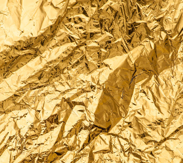 gold wrinkled paper texture1