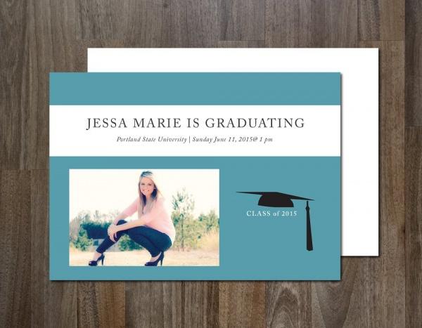 Graduation Annocement Invitation