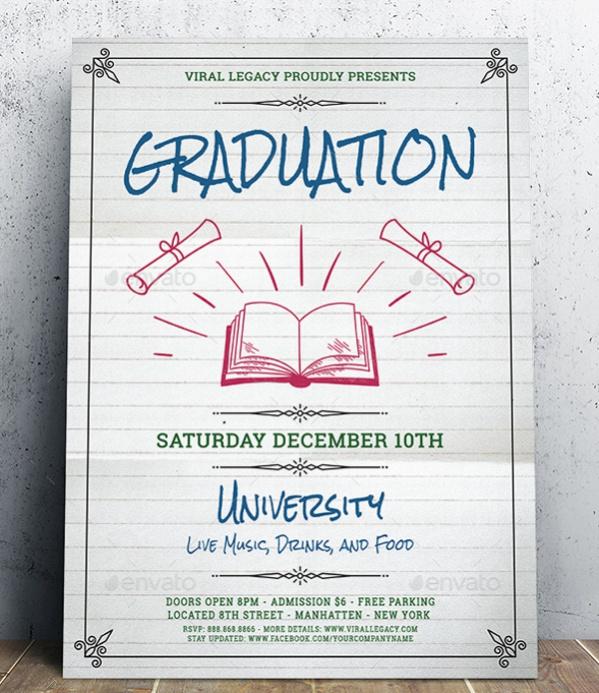 Graduation Poster Design