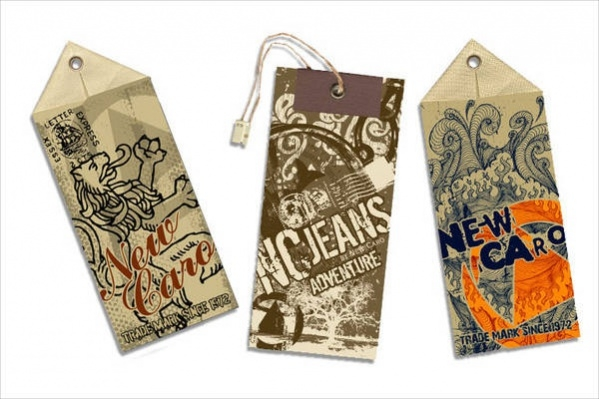 Hang Tag Design for the Fashion Industry