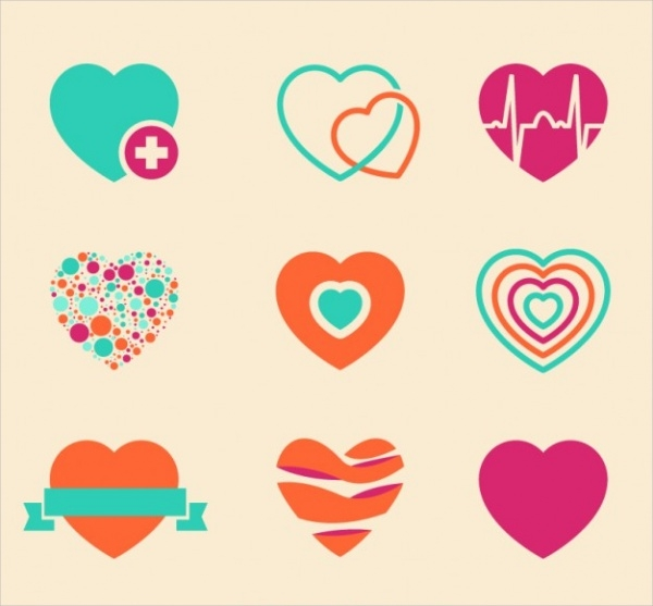Heart Icons For Free