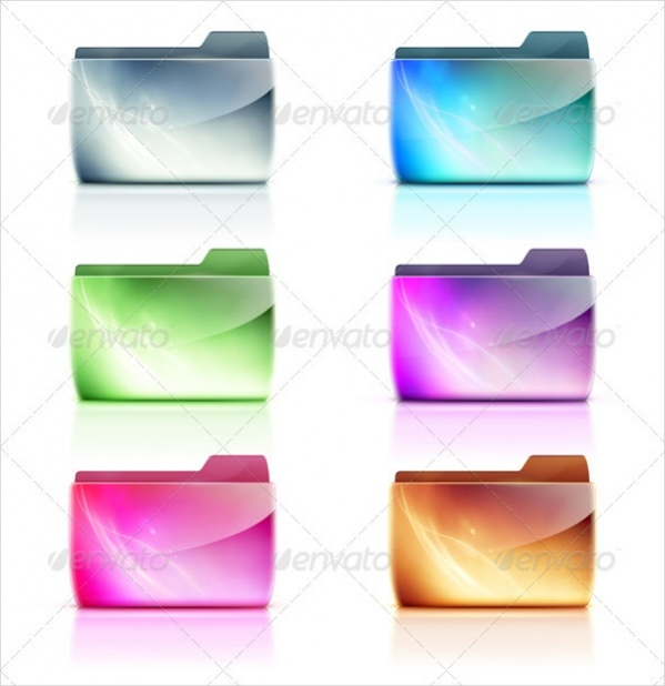 High Quality Folder Icons