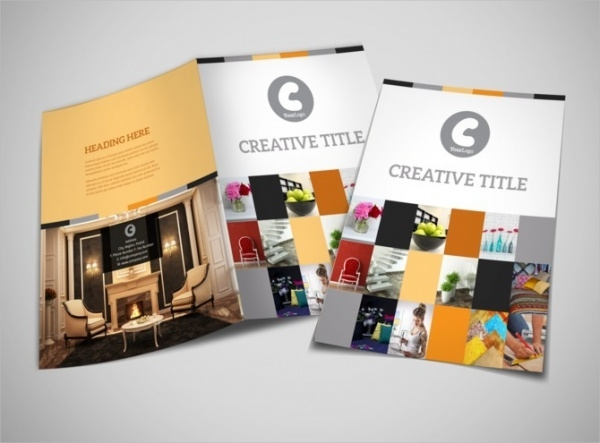 Interior Brochure Design