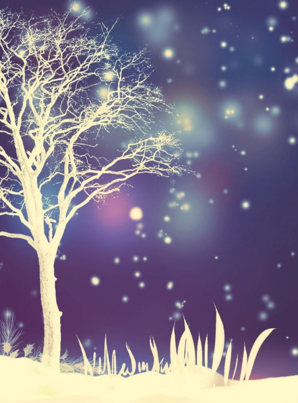 Iphone Winter Background