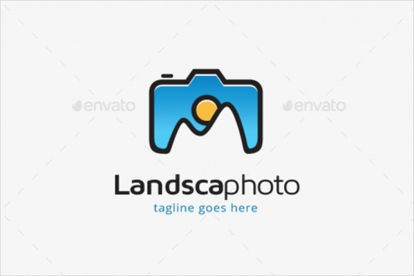 Landscape Agency Photography Logo