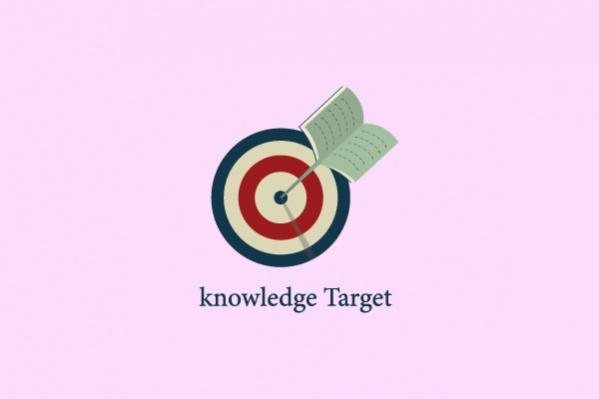 Learning Target Logo Design