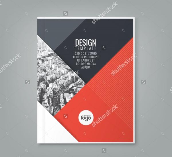 minimal corporate simple poster