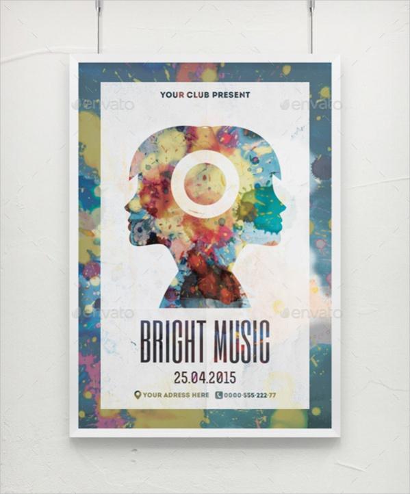 Modern Music Poster