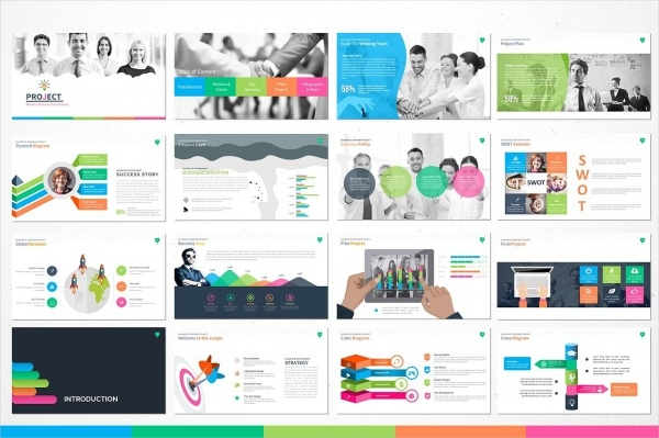 Modern Project Presentation