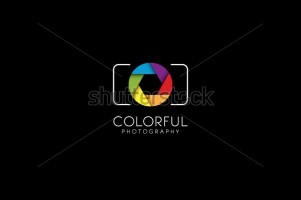 Modern Studio Photography Logo