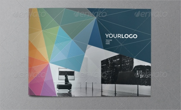 Multi Color Brochure Design