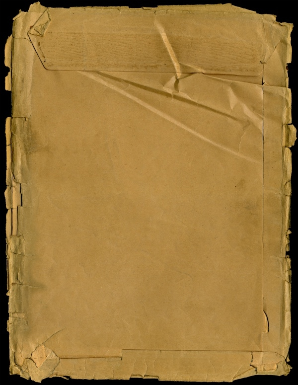 Old Envelope Covered Paper Texture