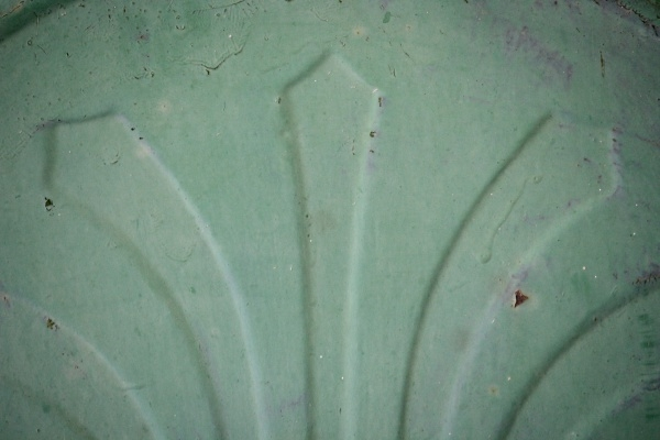 Old Green Metal Texture