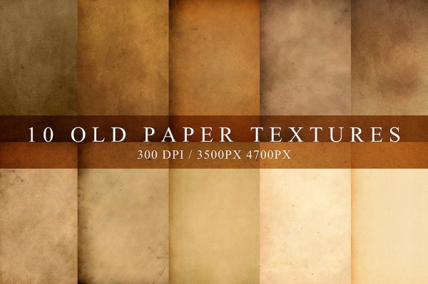 Old Paper PSD Texture