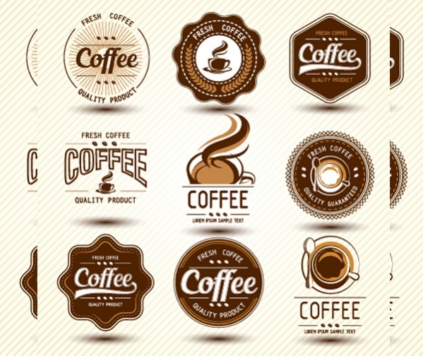 Original Coffee Labels