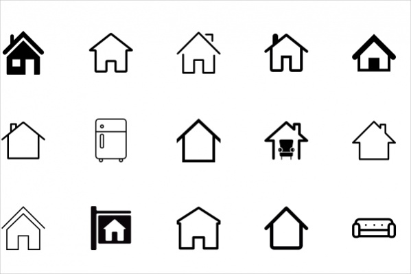 Outline Home Icon