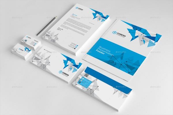 PSD Branding Stationery