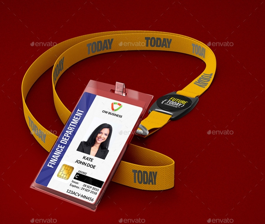 40+ Id Card Designs - PSD, Vector EPS, AI Illustrator Download