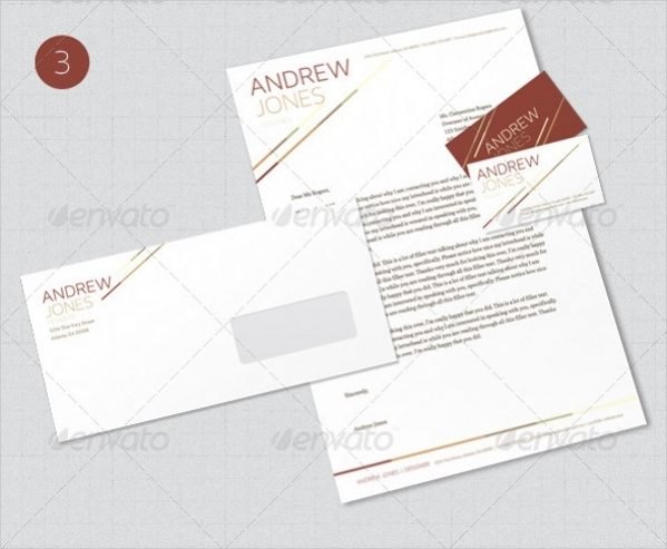 PSD Personal Stationery