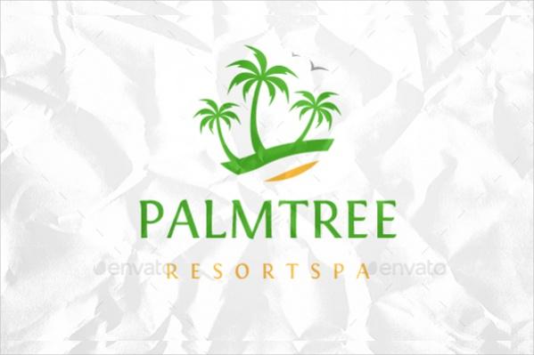 Palm Tree acLogo