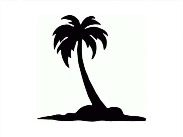 Free palm tree clip art download