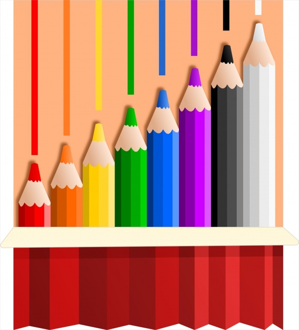 Pencil Clipart For Free