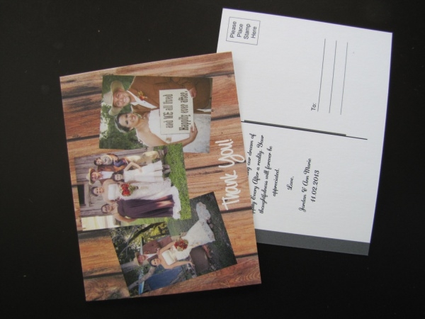 Personalized Postcards With Photos