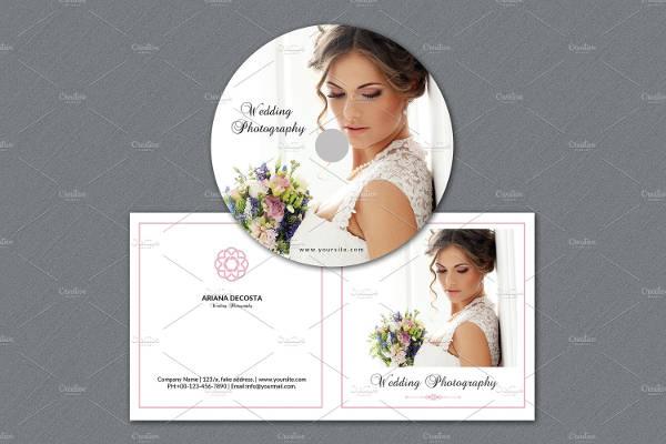 Photographer Cd Label Design