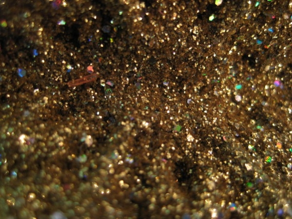 Photoshop Gold Glitter Texture