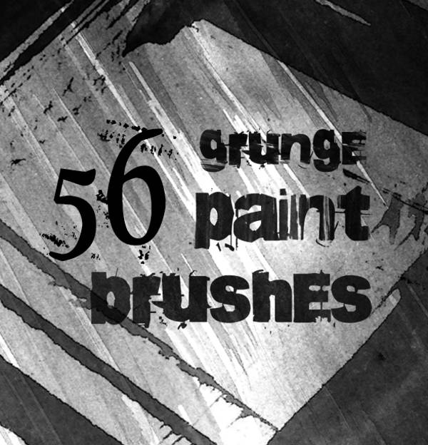 Photoshop Grunge Brushes