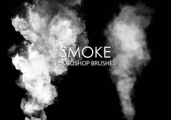Photoshop Smoke Brushes