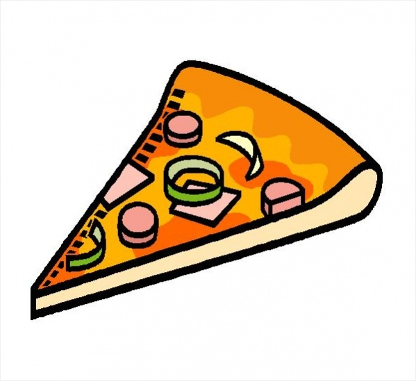 pizza clipart for free