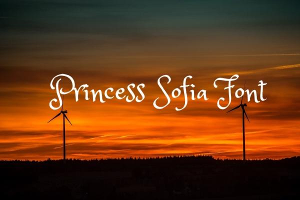 Princess Sofia Font