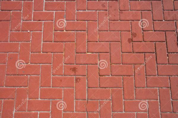 Printable Brick Pattern
