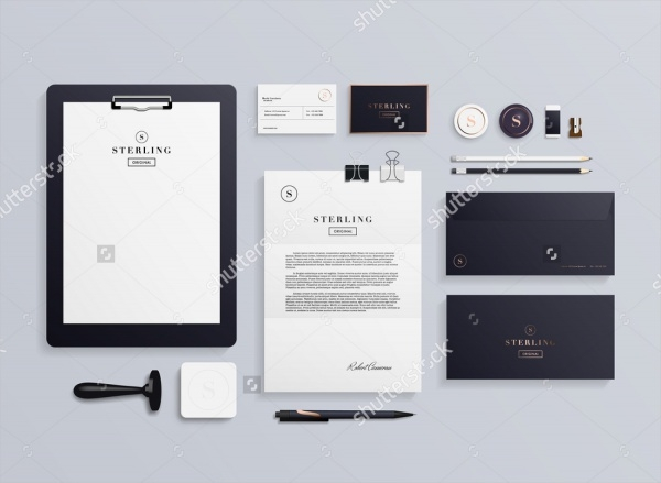 Printable Business Stationery