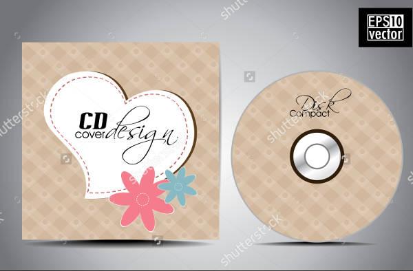 Printable Cd Label Design