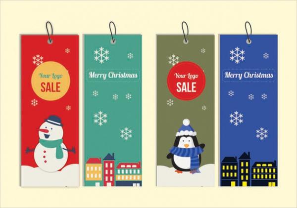 Printable Christmas Tag