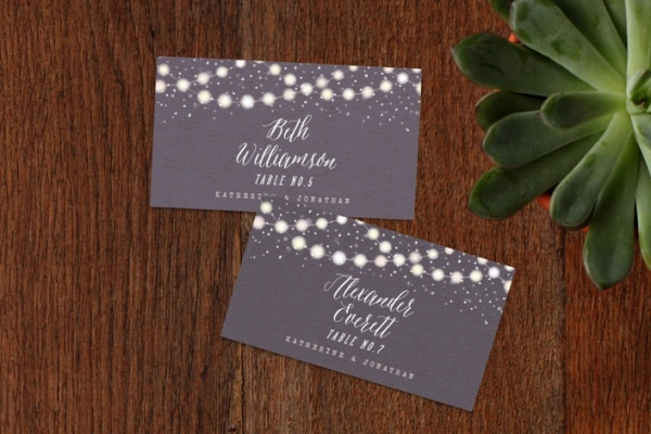 table placement cards templates - 17 wedding place cards psd vector eps ai illustrator
