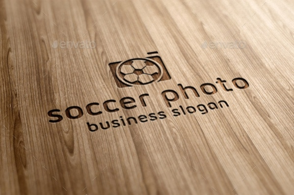 Professional Sports Photography Logo